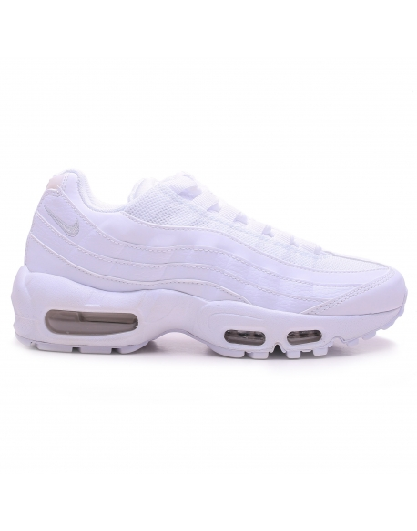 NIKE WMNS AIR MAX 95 SHOE Triple WHITE