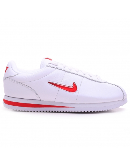 Nike Cortez Basic Jewel QS TZ White Red
