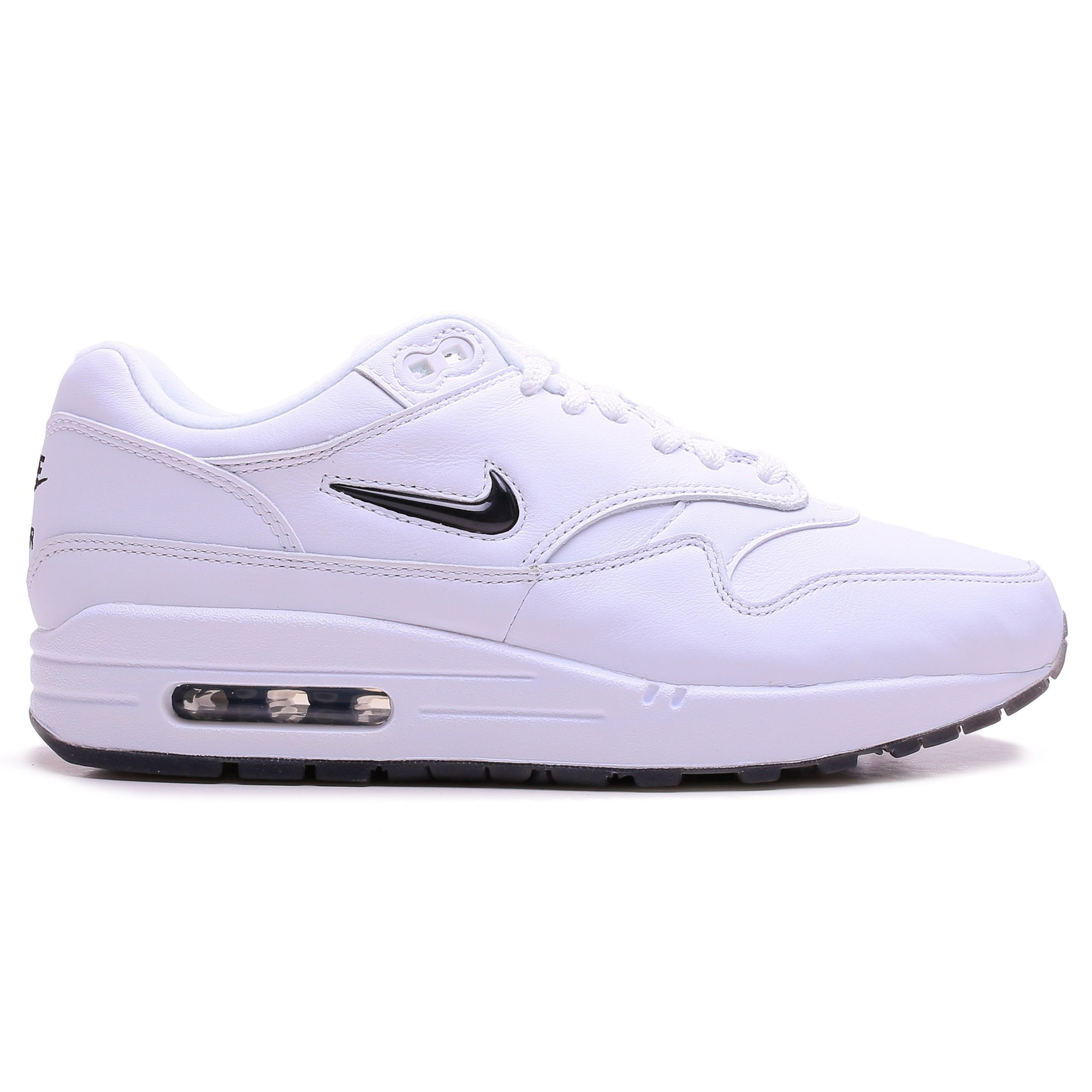 nike qs air max 1 jewel noir slash store. Black Bedroom Furniture Sets. Home Design Ideas