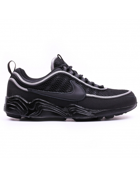 NIKE MEN'S AIR ZOOM SPIRIDON'16 SHOE BLACK