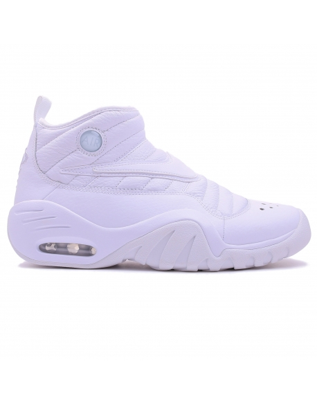 NIKE AIR SHAKE NDESTRUKT SHOE WHITE