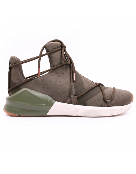 PUMA WNS FIERCE ROPE VR. OLIVE