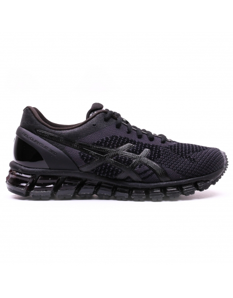 ASICS GEL QUANTUM 360 KNIT BLACK GREY