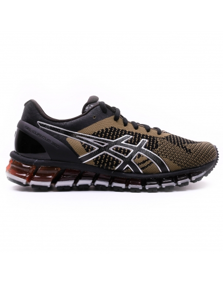 ASICS GEL QUANTUM 360 KNIT BLACK OLIVE