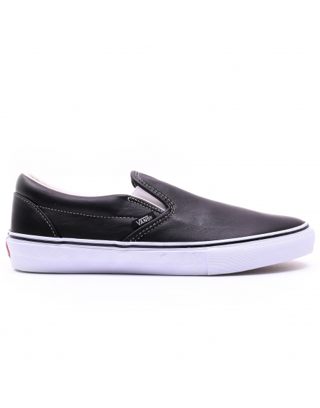 VANS CLASSIC SLIP-ON LX VAULT BLACK