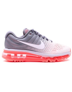 NIKE WOMEN'S AIR MAX 2017 RUNNING PLATINIUM
