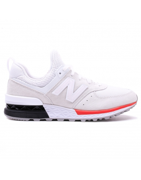 NEW BALANCE MS574D SILVER