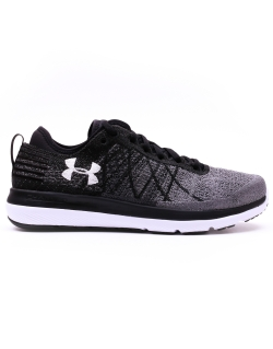 UNDER ARMOUR THREADBORNE FORTIS BLACK