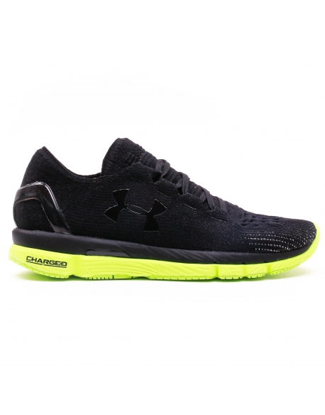 UNDER ARMOUR UA SPEEDFORM SLIGSHOT BLACK