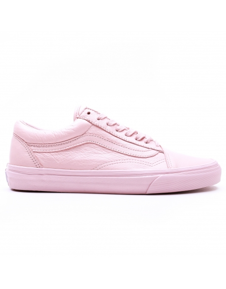 VANS UA OLD SKOOL LEATHER MONO/ROSE