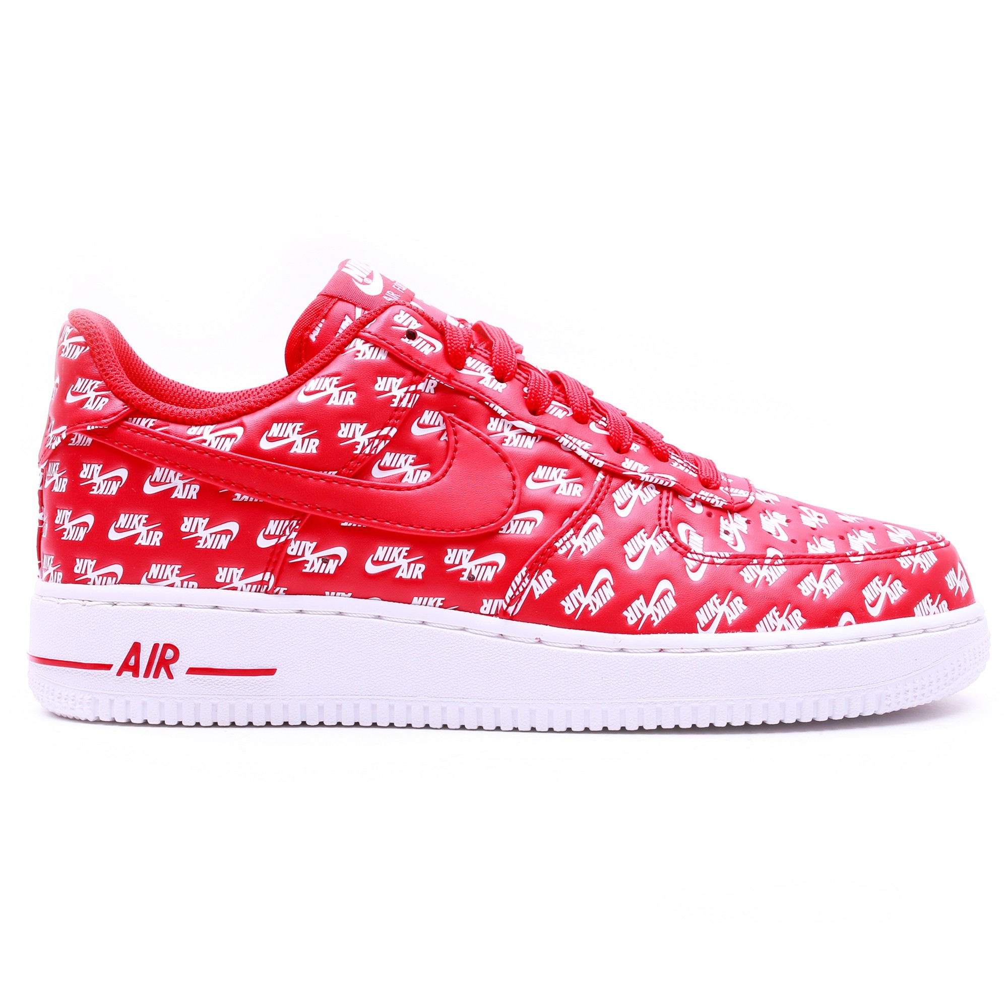 nike air force 1 39 07 qs university red slash store. Black Bedroom Furniture Sets. Home Design Ideas