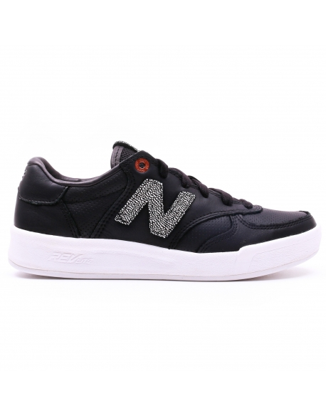 NEW BALANCE WRT300 B LEATHER BLACK