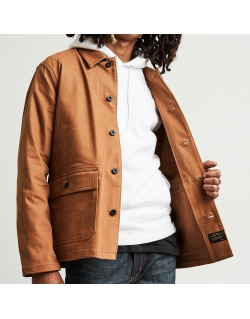 LEVIS SKATE MILITARY JACKET ARGAN OIL