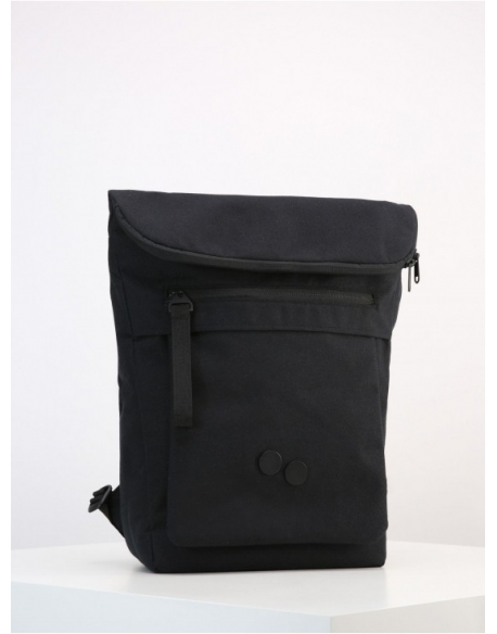 PINQPONQ ROLLTOP BACKPACK LICORICE BLACK