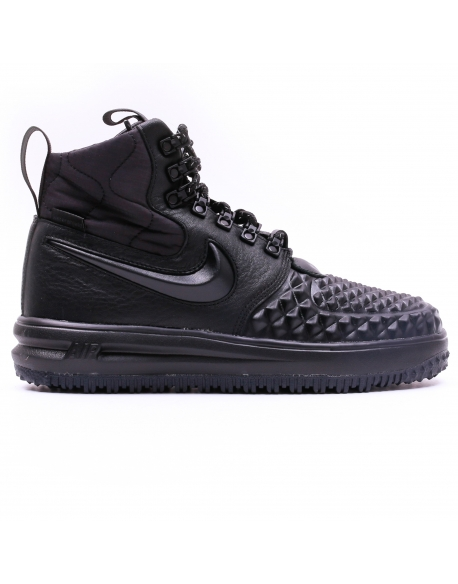 NIKE WOMEN'S LUNAR FORCE 1 DUCKBOOT BLACK