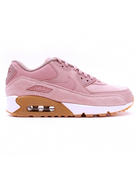 NIKE WOMEN'S AIR MAX 90 SE SHOE PINK