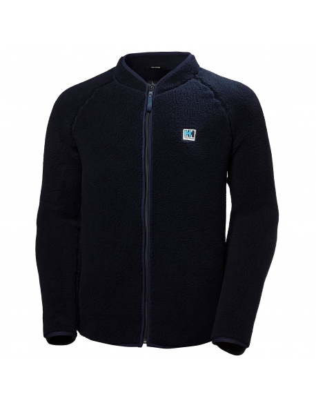 HELLY HANSEN PILE FLEECE 597 NAVY
