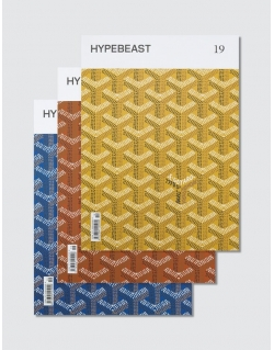 Hypebeast Issue 19 : The Temporal Issue