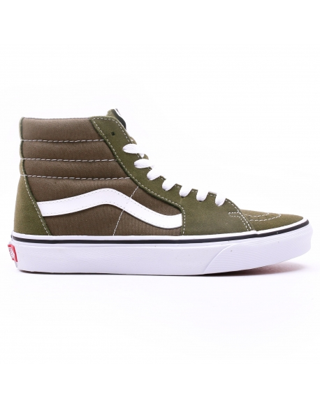 VANS UASK8-HI WINTER MOSS
