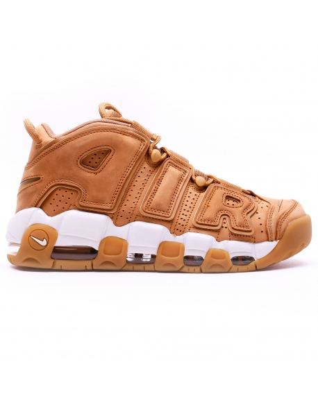 NIKE AIR MORE UPTEMPO '96 PREMIUM FLAX WHEAT