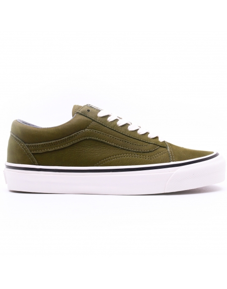 VANS UA OLD SKOOL LX NUBUCK WINTER MOSS