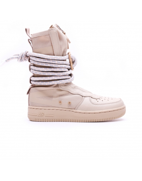 NIKE WOMEN'S AIR FORCE 1 HI BOOT RATTAN