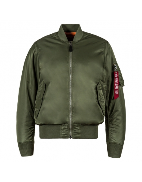 ALPHA INDUSTRIES MA-1 VF 59 GREEN