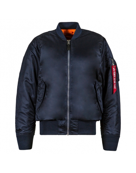 ALPHA INDUSTRIES MA-1 VF 59 REP BLUE