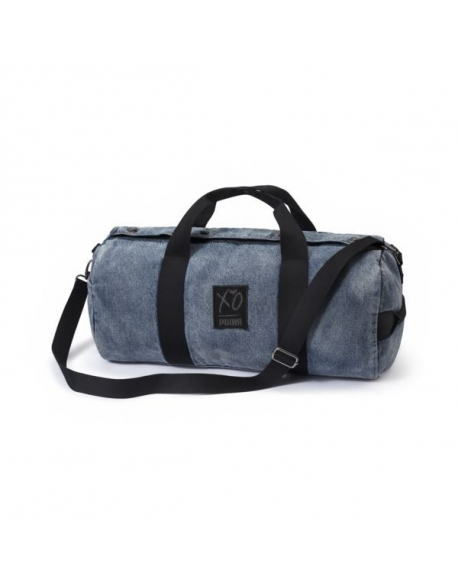 Puma x The Weeknd Denim Duffle Bag