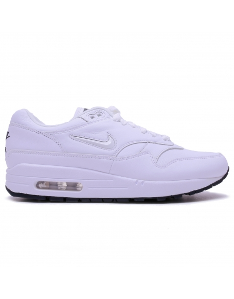 NIKE AIR MAX  1 PREMIUM SC SHOE WHITE