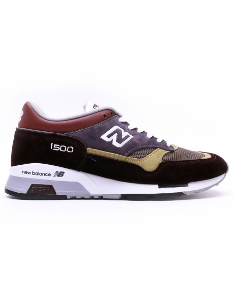 NEW BALANCE M1500D-BGG BROWN GREEN