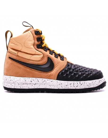 NIKE MEN'S LUNAR FORCE 1'17 DUCKBOOT GOLD