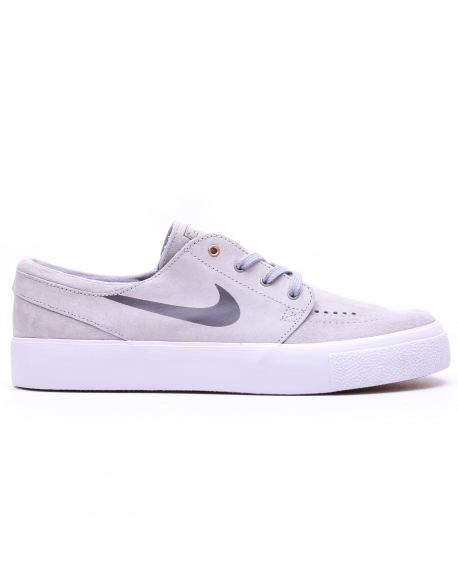NIKE MEN'S SB ZOOM STEFAN JANOSKI HT SKATEBOARDING SHOE GREY