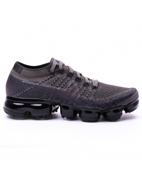 NIKE MEN'S AIR VAPORMAX FLYKNIT RUNNING FOG