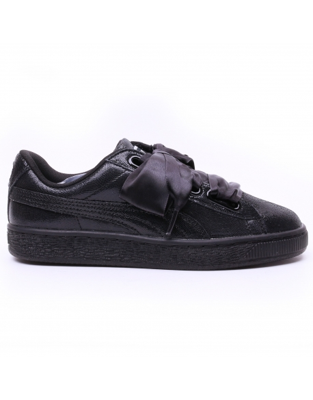 Puma Basket Heart NS Black
