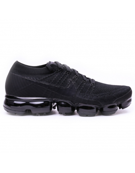NIKE AIR VAPORMAX FLYKNIT RUNNING SHOE BLACK