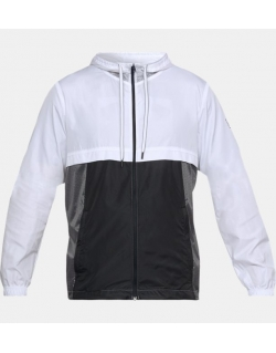 Under Armour Sportstyle Windbreaker White
