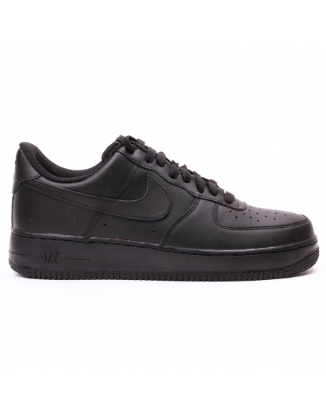 NIKE AIR FORCE 1 '07 SHOE BLACK