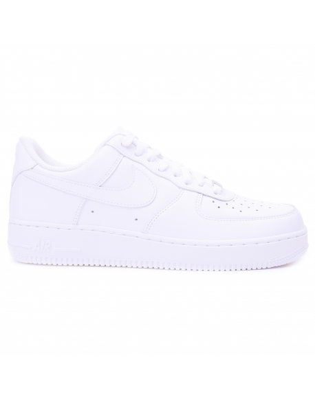 NIKE AIR FORCE 1 '07 SHOE WHITE