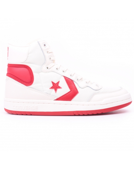 Converse FastBreak Hi Rouge
