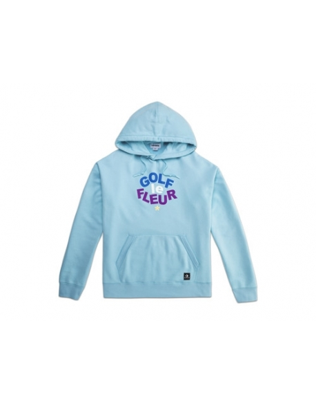 Converse Golf Le Fleur Hoodie Clearwatte Amazon Blue