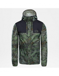 The North Face 1985 Jacket GREEN Camo