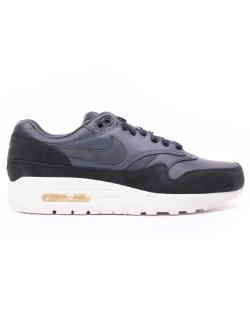 Nike NIKELAB AIR MAX 1 PINNACLE Black Dark Grey