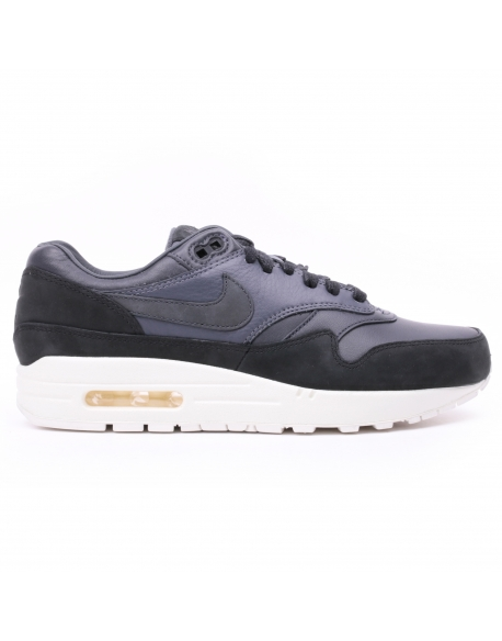 Nike NIKELAB AIR MAX 1 PINNACLE Black Dark Grey