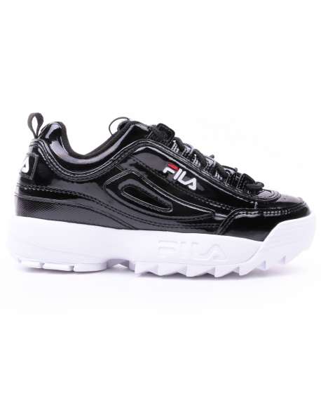 Fila Disruptor M Low Wmns Black