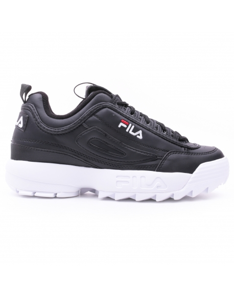 Fila Disruptor Low Women Black