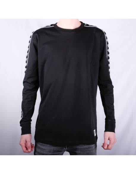 Kappa Kontroll Long Sleeve Black