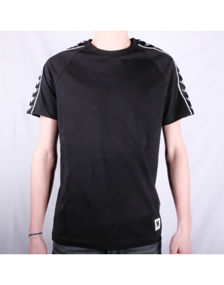 Kappa Kontroll Short sleeve Black