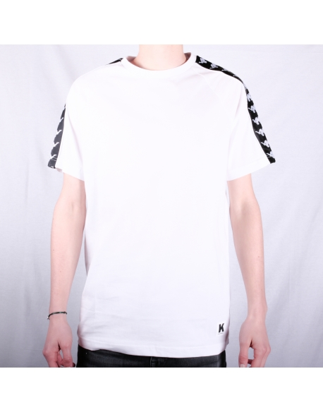 Kappa Kontroll Short sleeve White