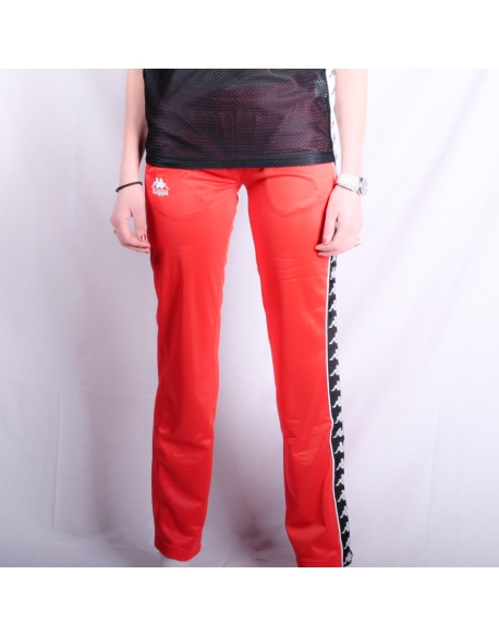 KAPPA WISE AUTH PANTS RED